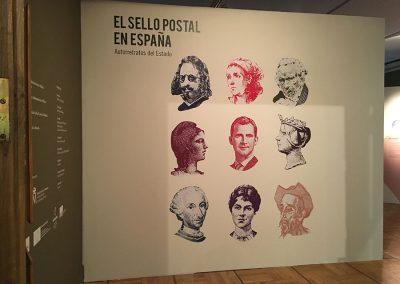 EL SELLO POSTAL DE ESPAÑA
